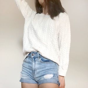 H&M Cable Knit Sweater